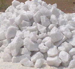 Supplier of Quartz Powder in India